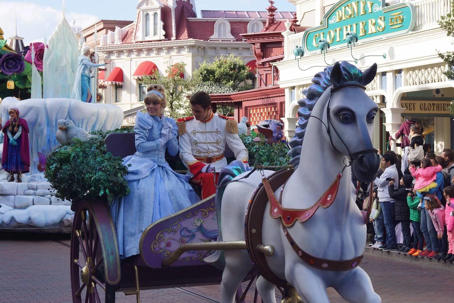 Festival of Pirates & Princesses på Disneyland Paris