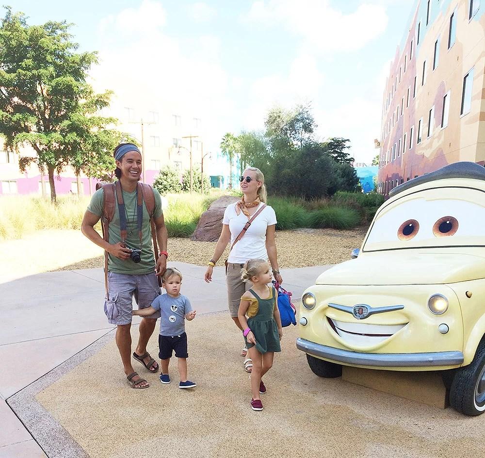30 stays i 30 days - The bucket list family på Walt Disney World