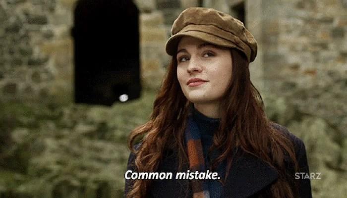 Favoritkaraktär i Outlander