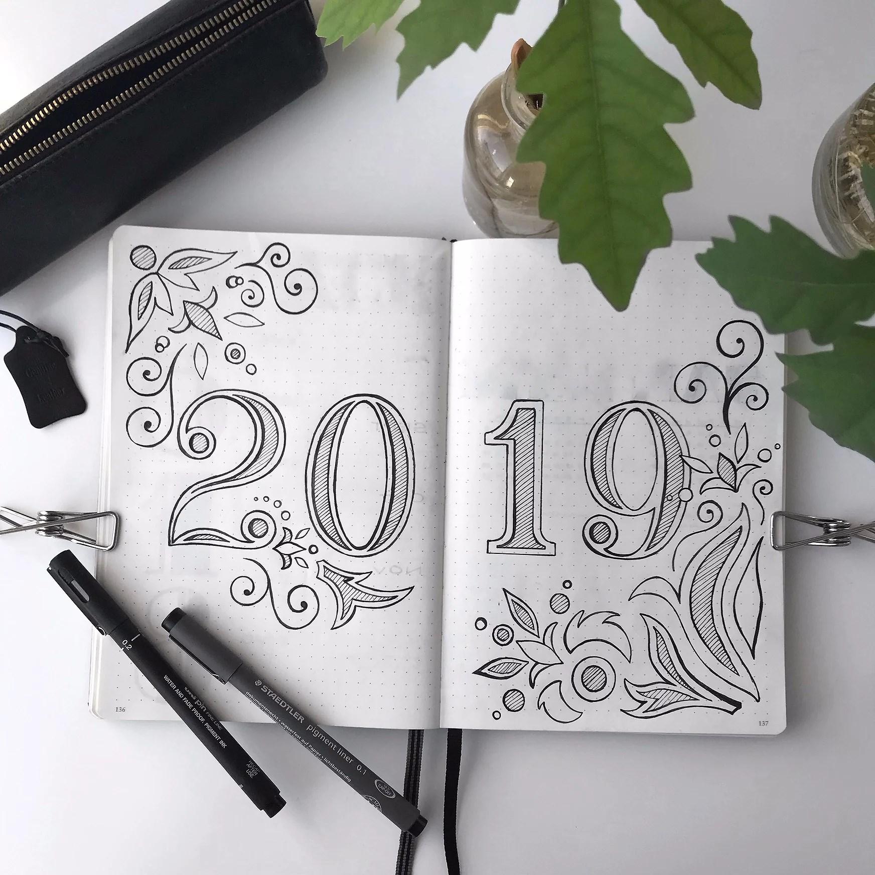 Nytt år - nya mål och idéer