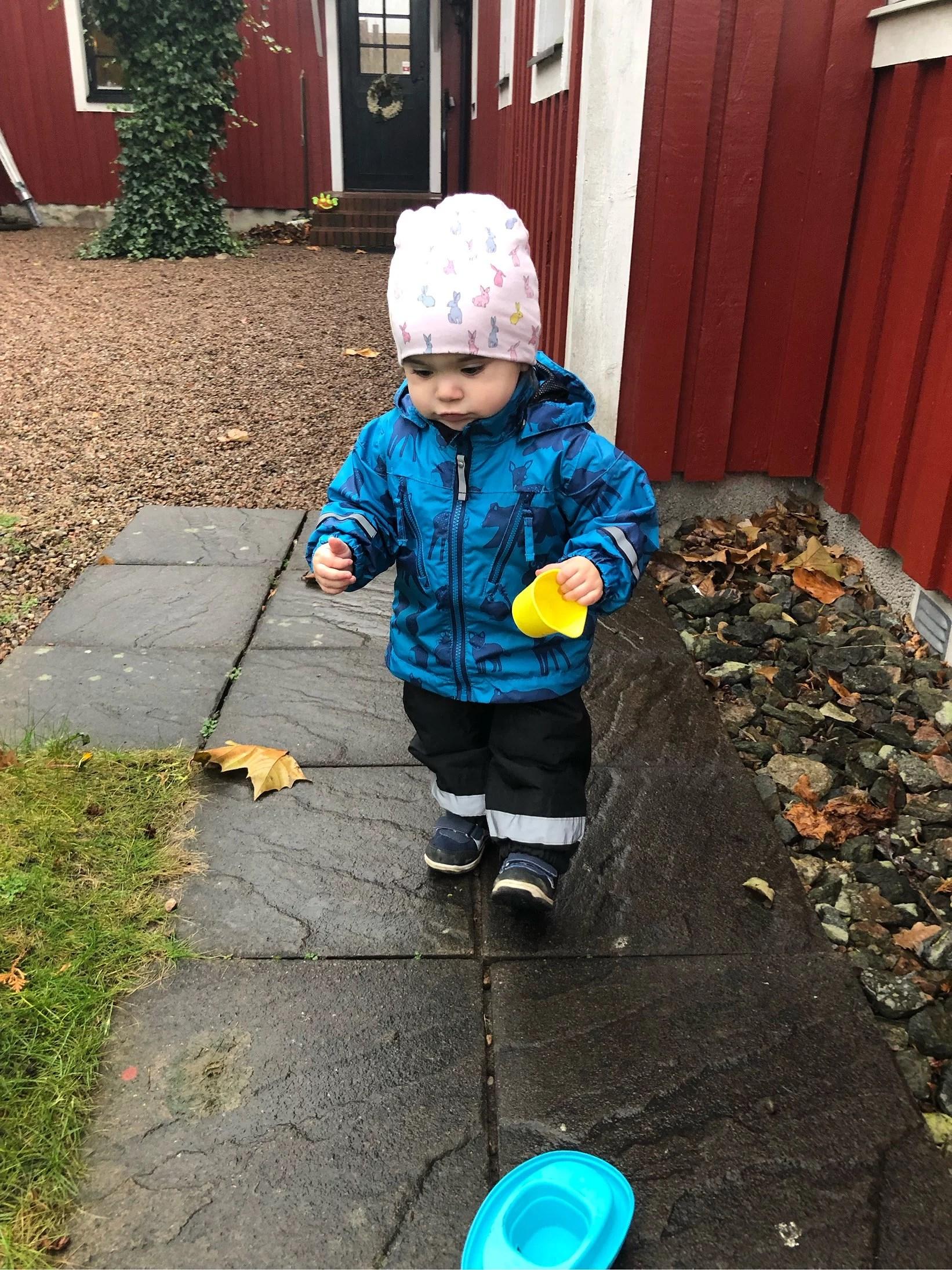 Leka utomhus!