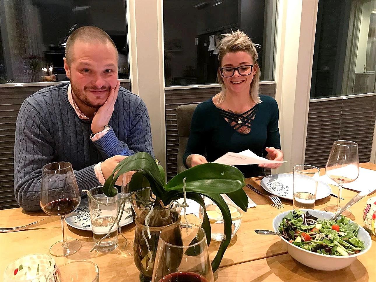Fredagkväll i Båstad