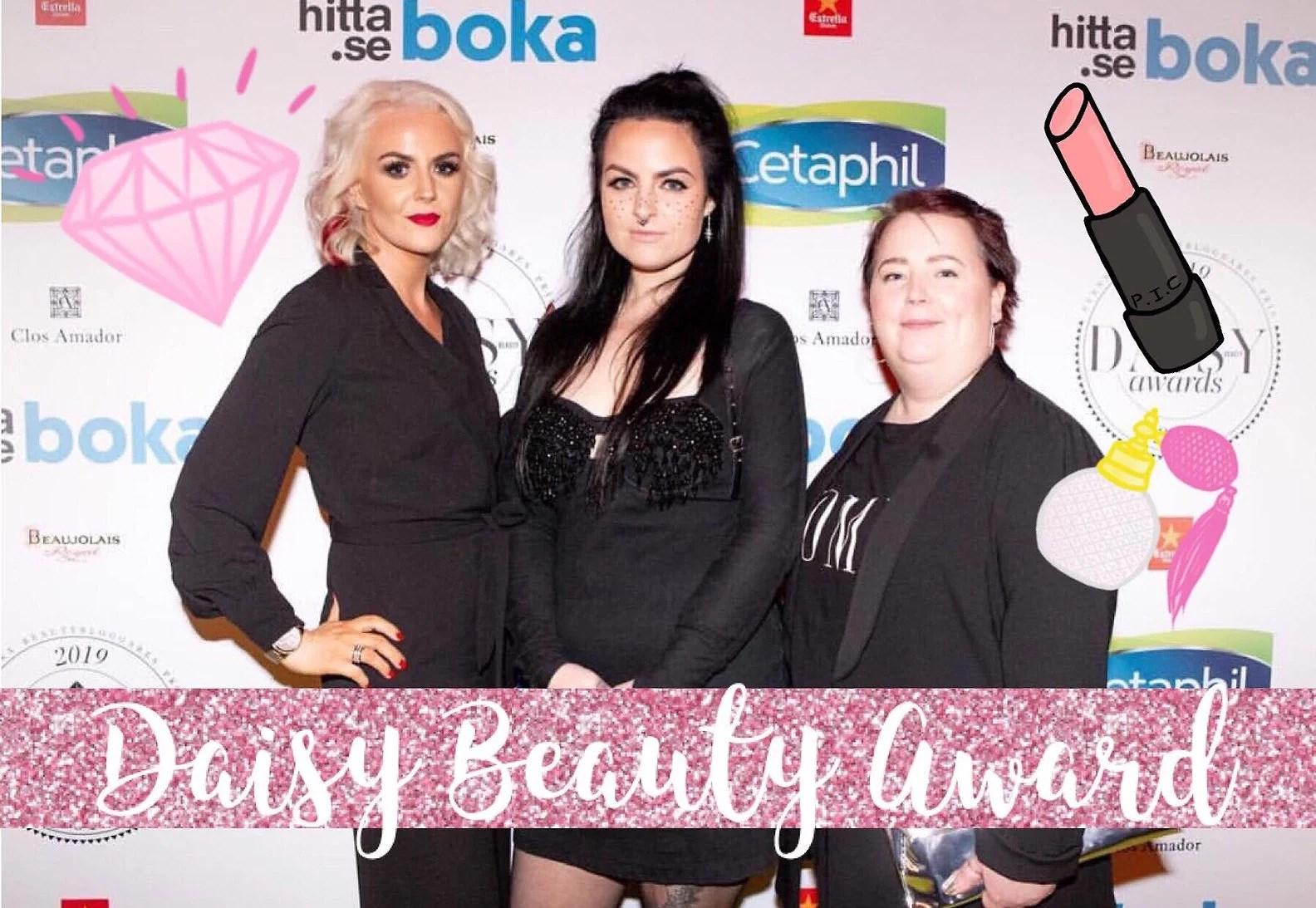 VLOGG - Daisy Beauty Award 2019