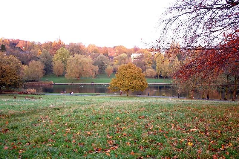 London Favourites: Parks