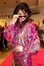Beba Jonsson outfit by Peter Englund Designer