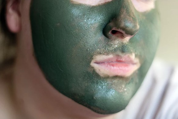 bareminerals dirty detox mask recension