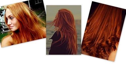 långt hår tysk rött hår