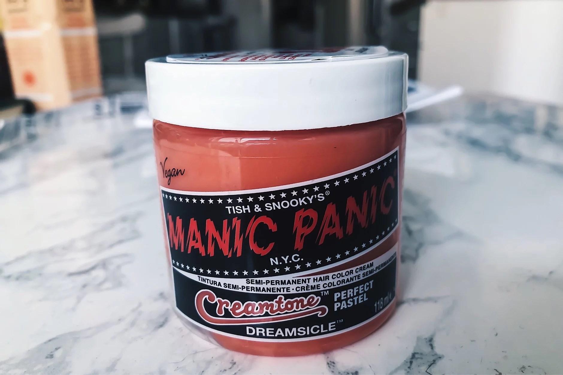 Manic Panic Dreamsicle