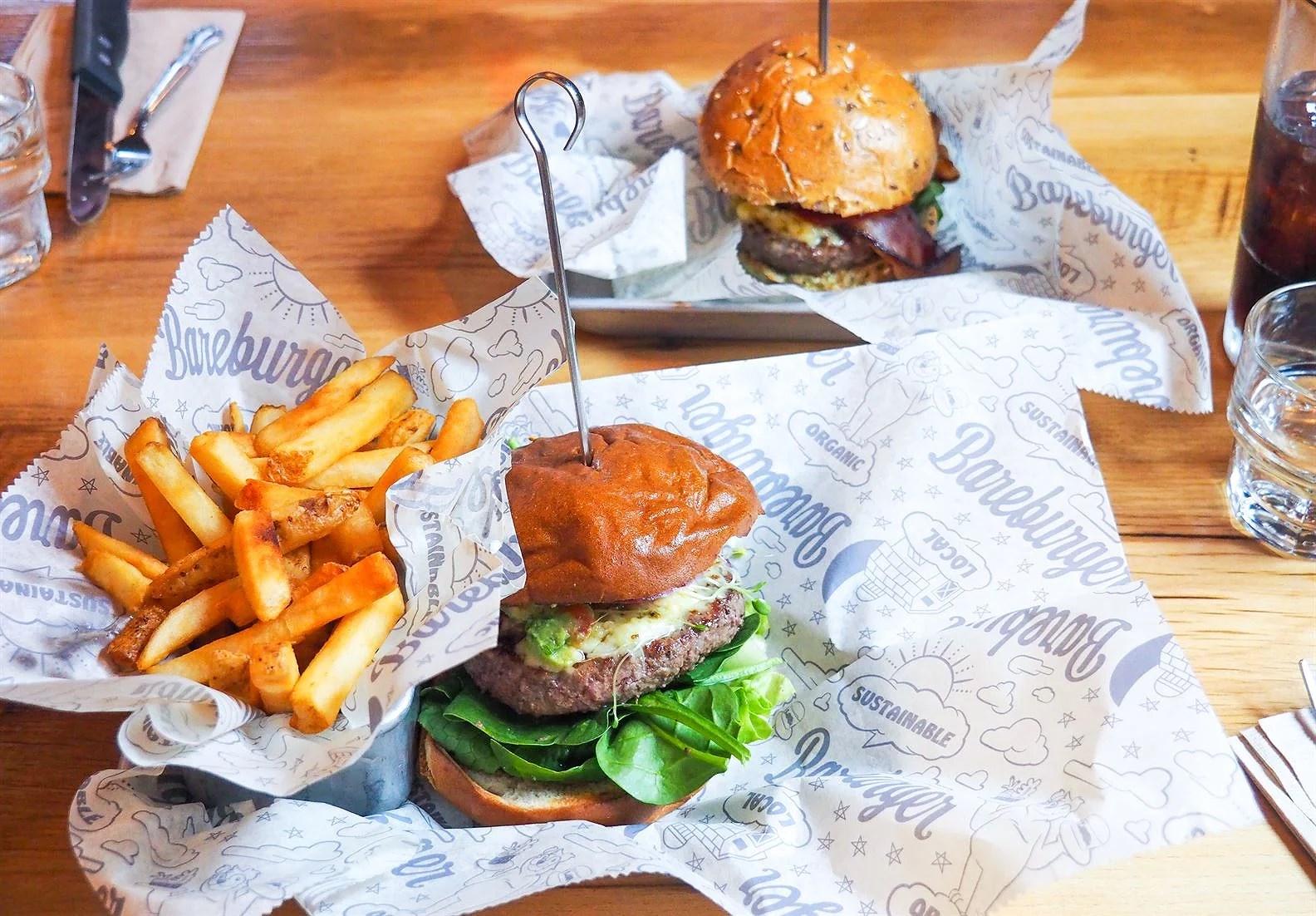 NYC: En burgerfavorit