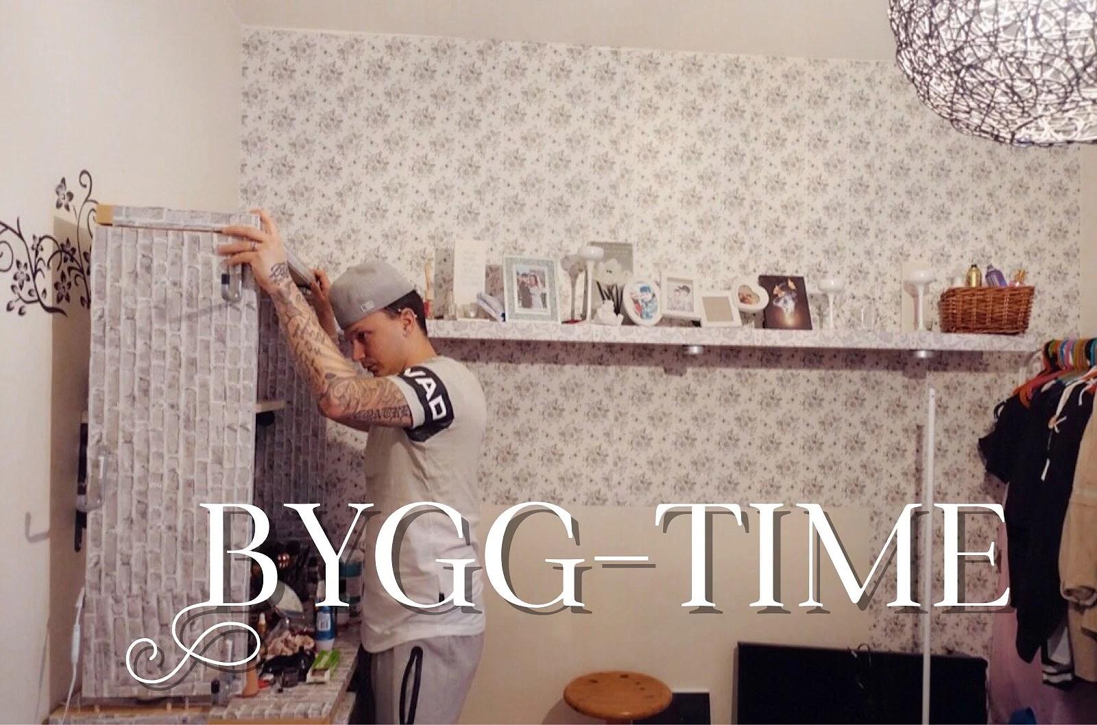 Byggtime!