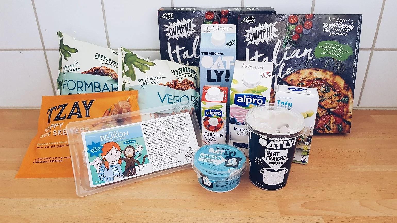 Veckans veganska #2