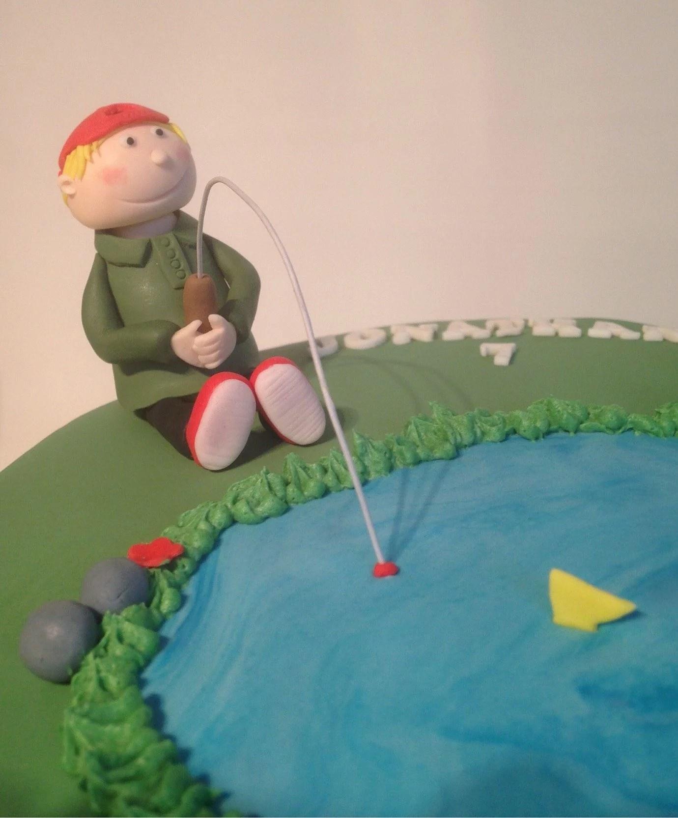 Fisketårta
