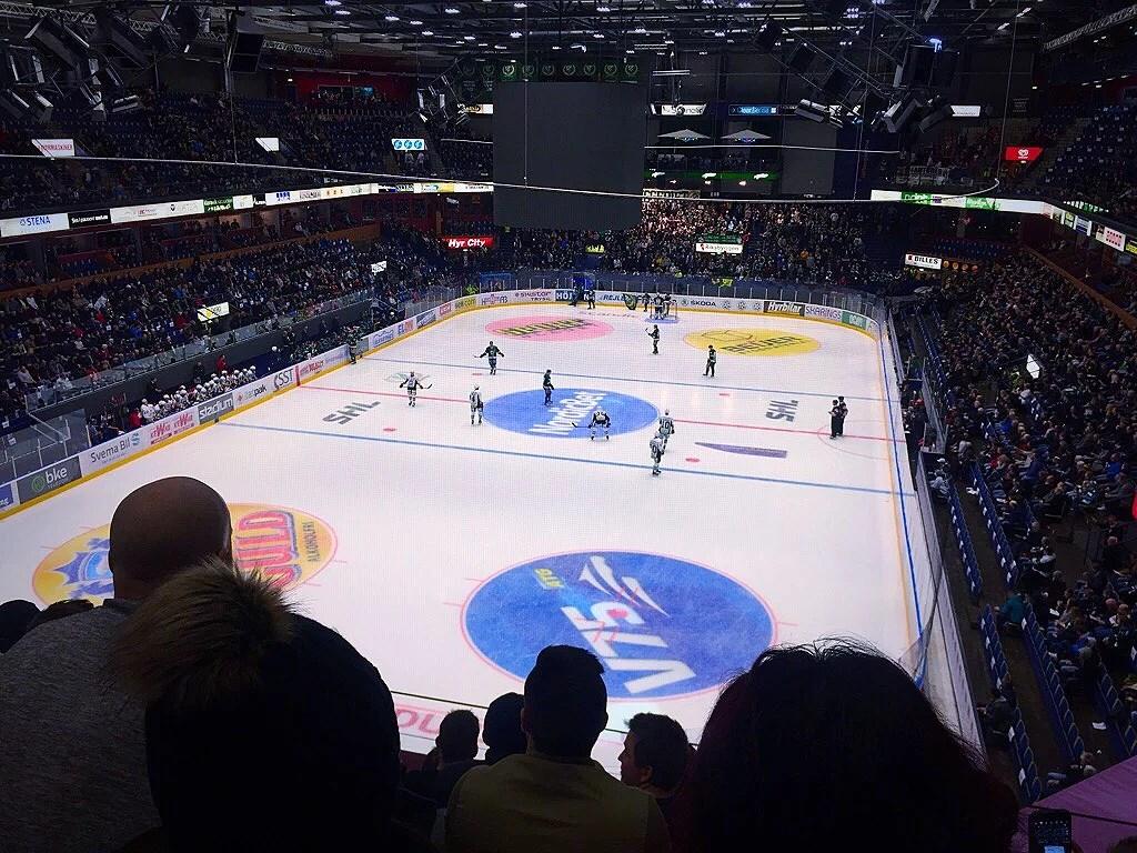 Spontanare - hockey