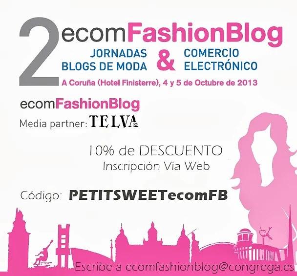 ...2ª Jornadas EcomFashionBlog en A Coruña...