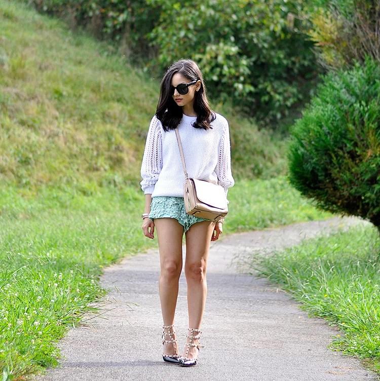Mint Shorts_02