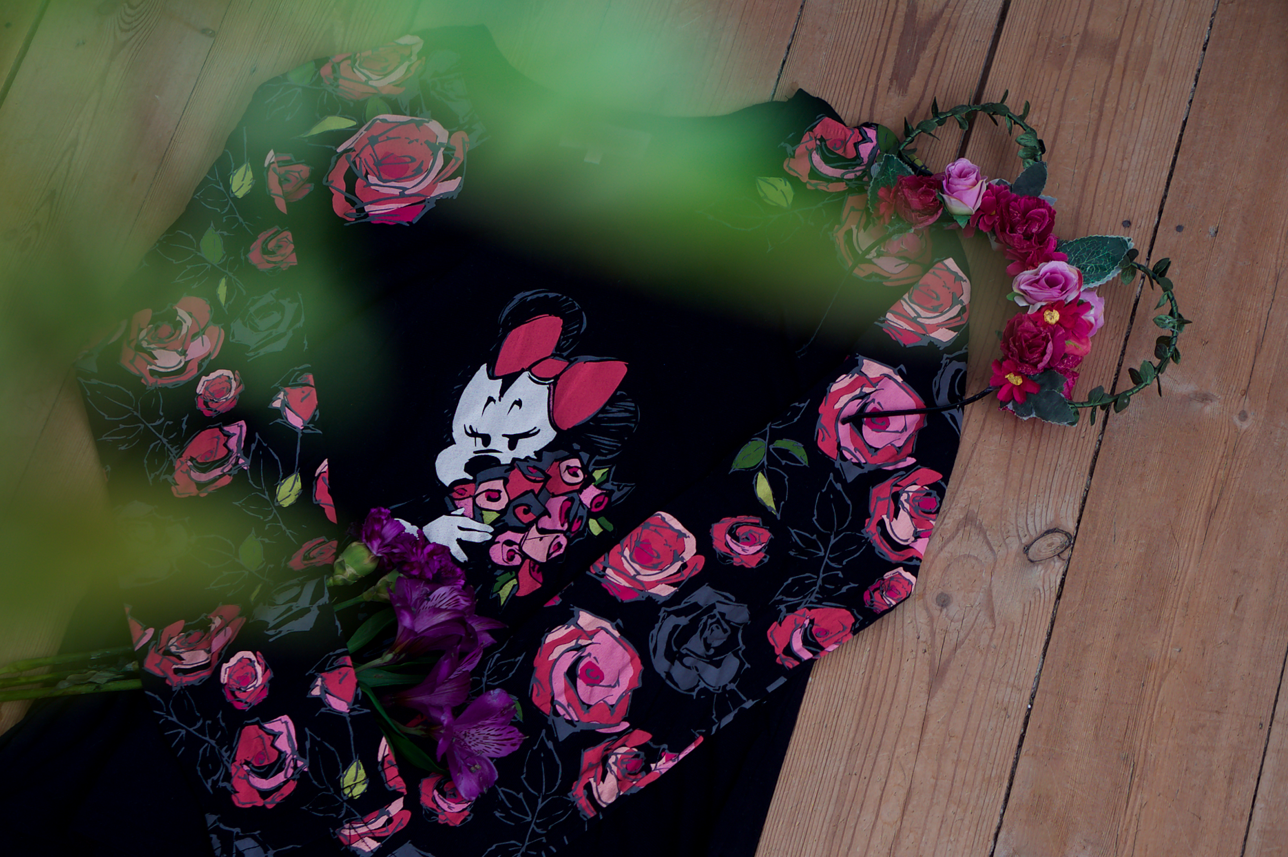 Disney Friday: Floral Minnie Love