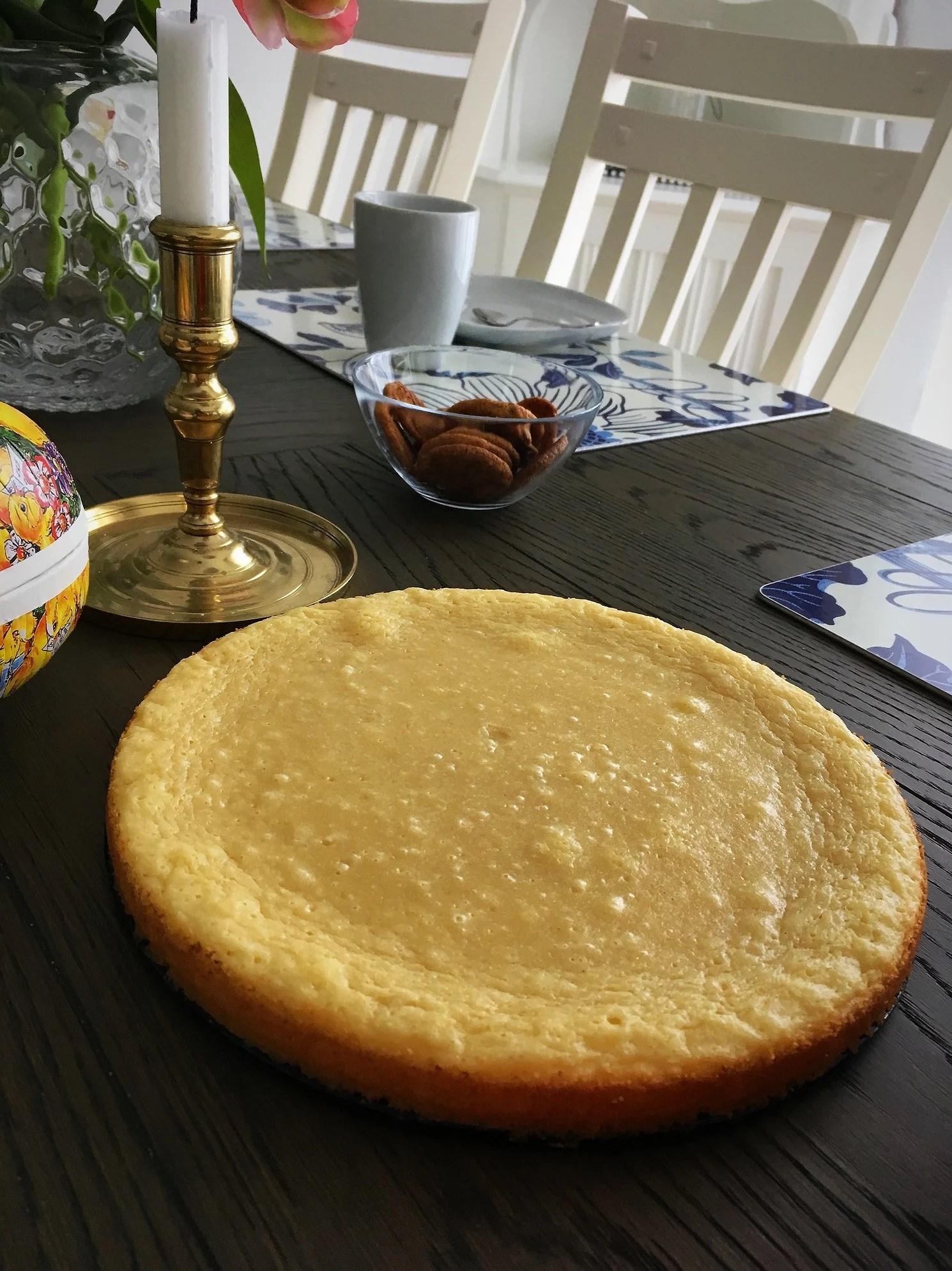 Citronkladdkaka