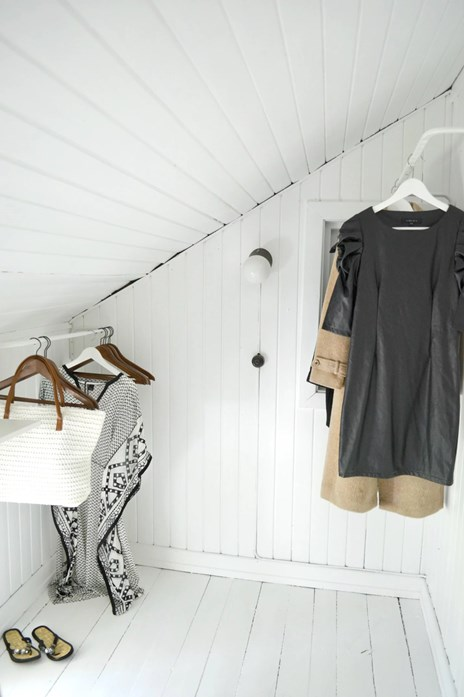 Glimt blogg: walk in closet