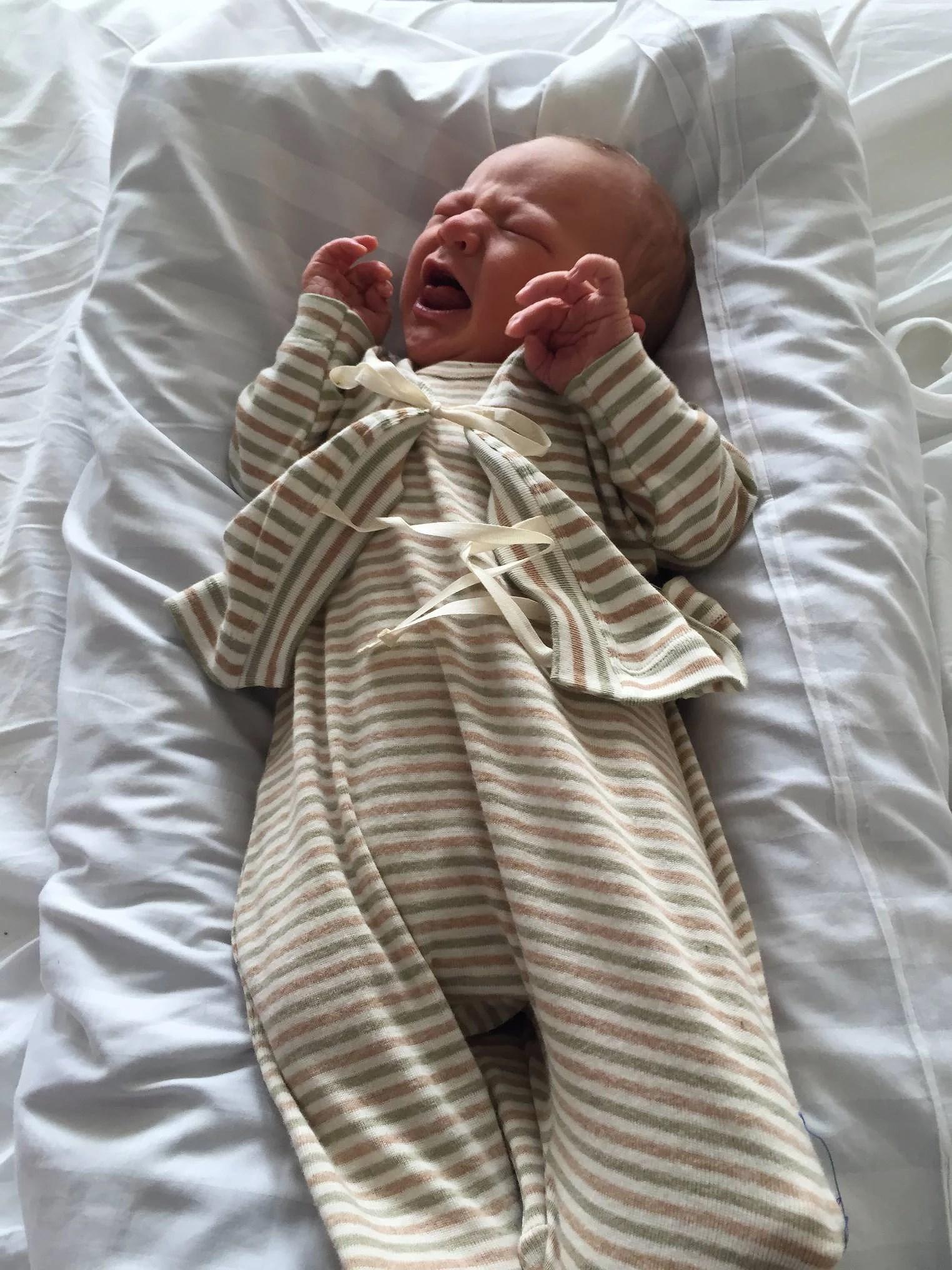 Det där med bebisskrik