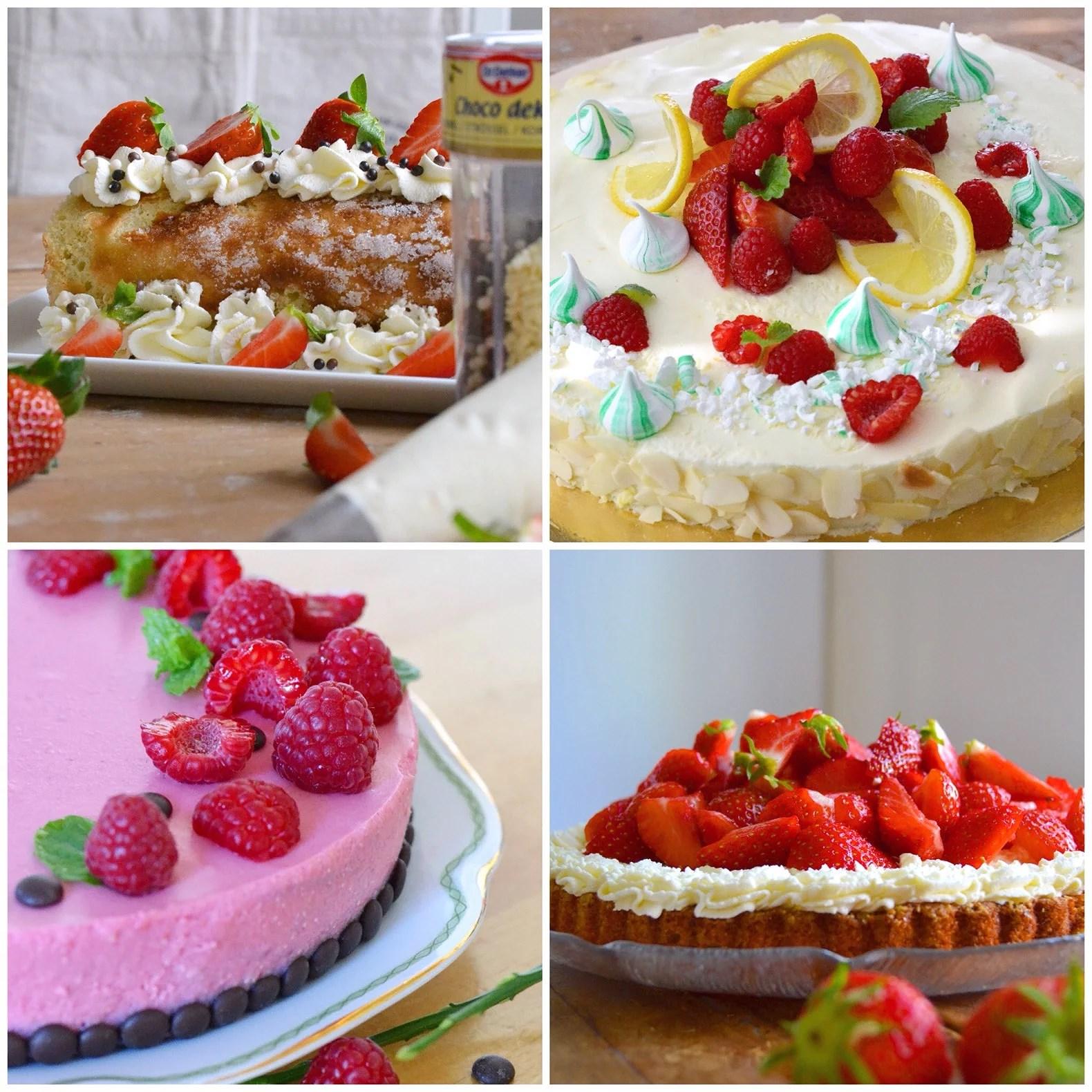 Tårta till morsdag