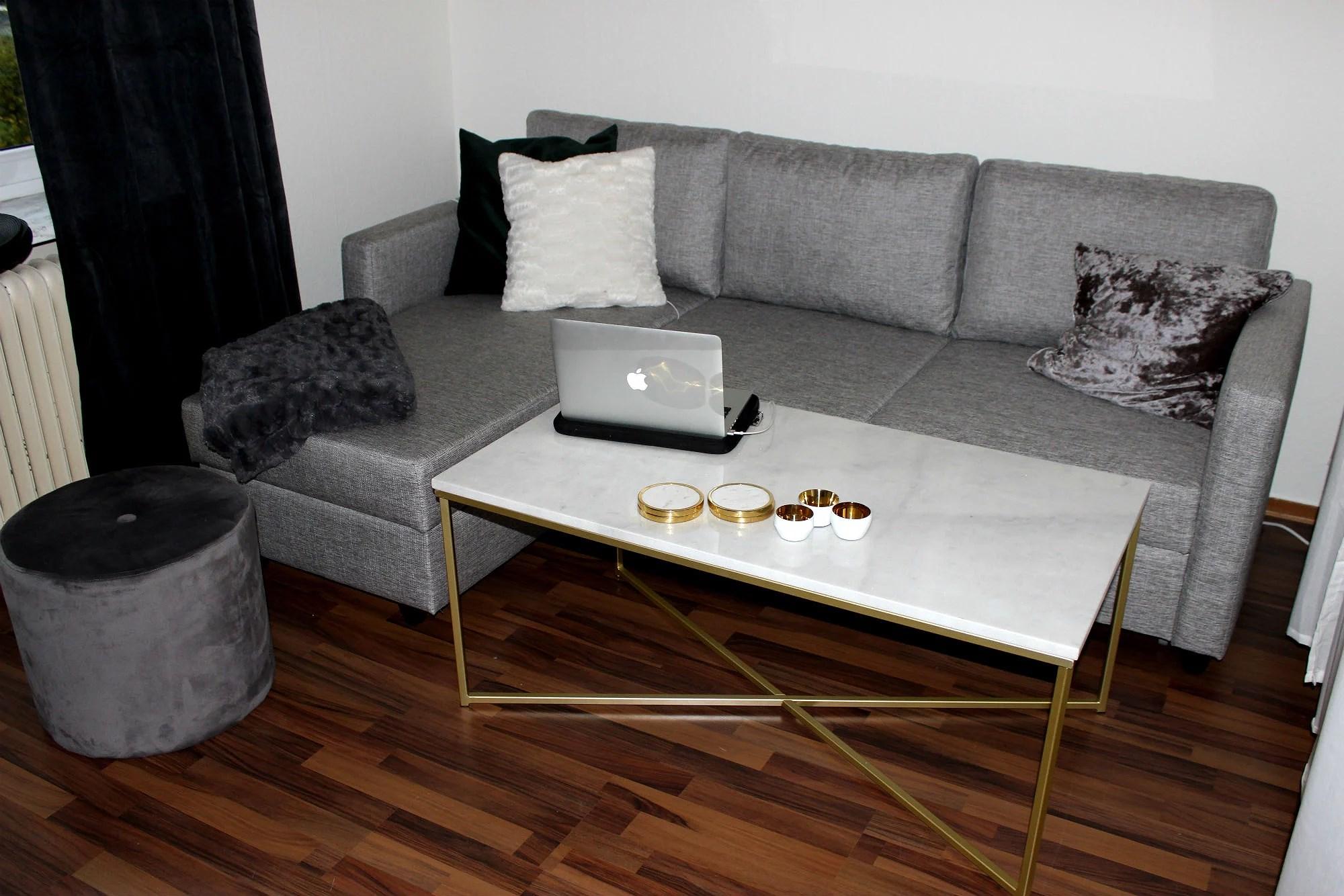 Min lägenhet!
