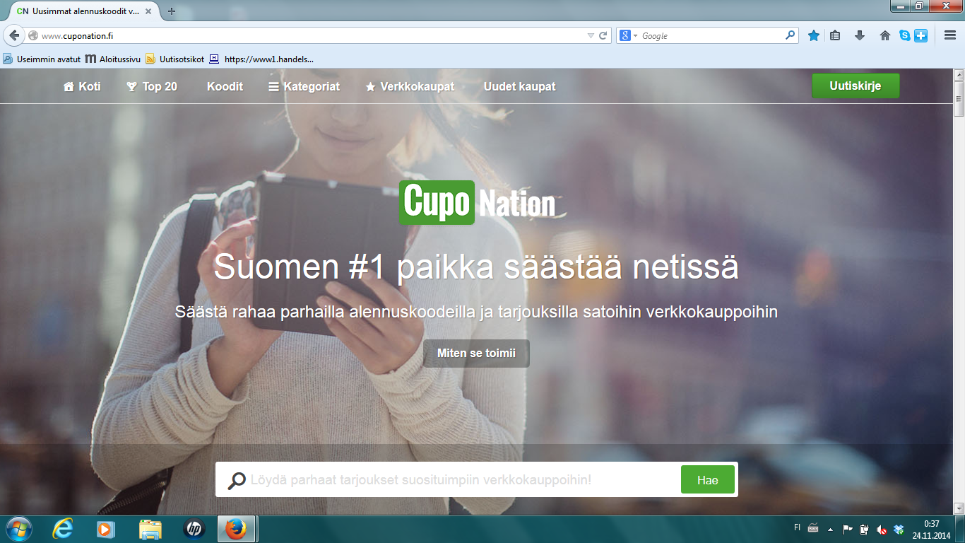 CupoNation.fi