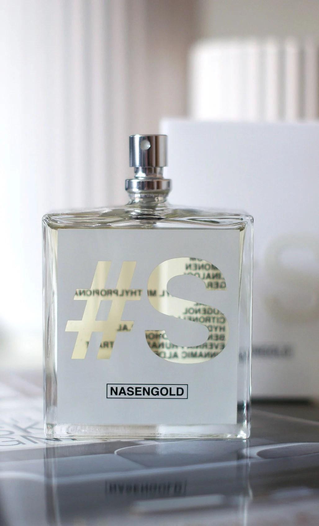 Nasengold parfume, Danisk Beauty Award vinder, Nicheduft, It's My Passions, Julie Mænnchen, Modeblogger, Skønhed, Aalborg blogger, Aalborg modeblogger, Nasengold