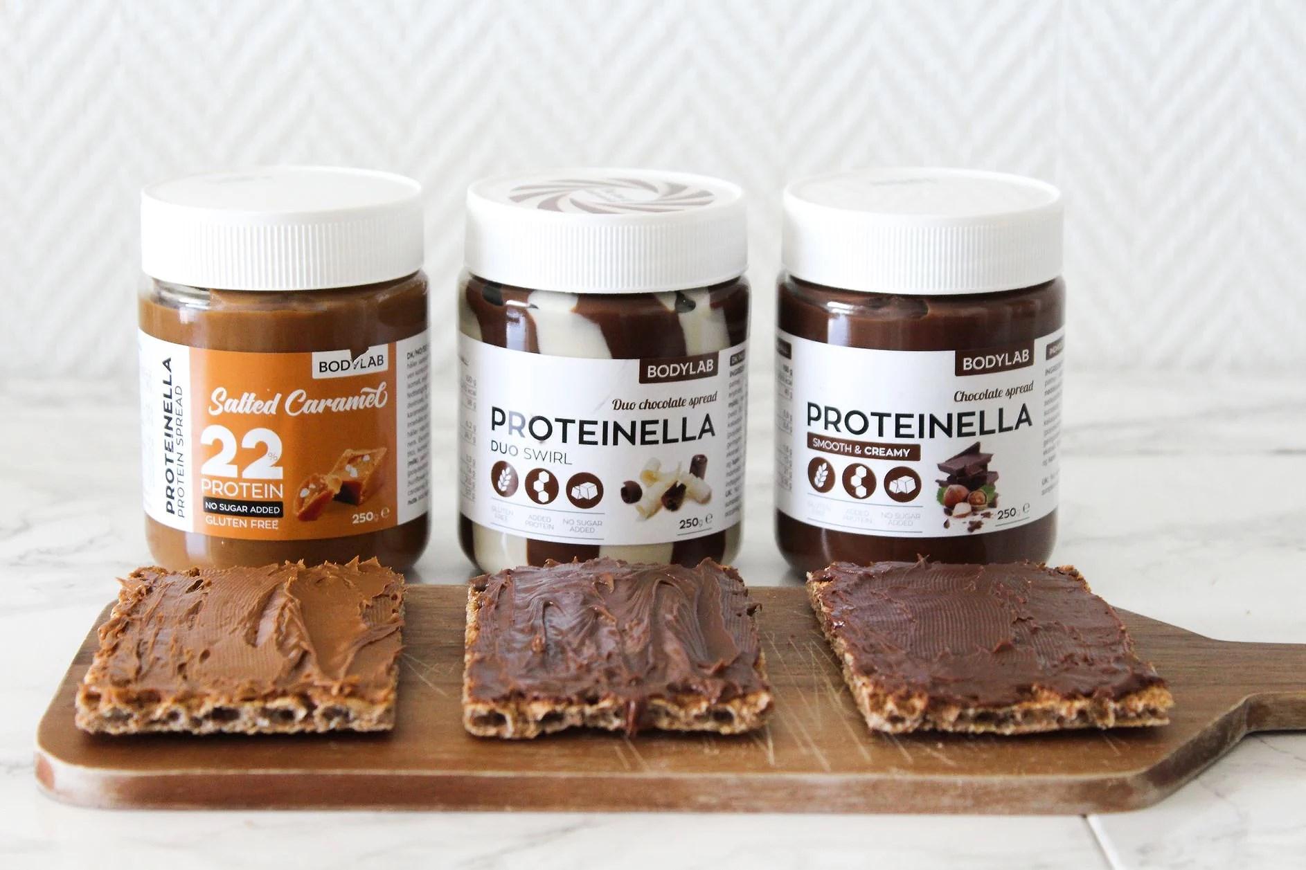 Hello there, Proteinella