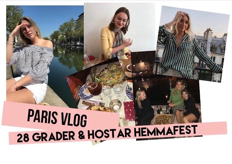 Paris-vlogg!