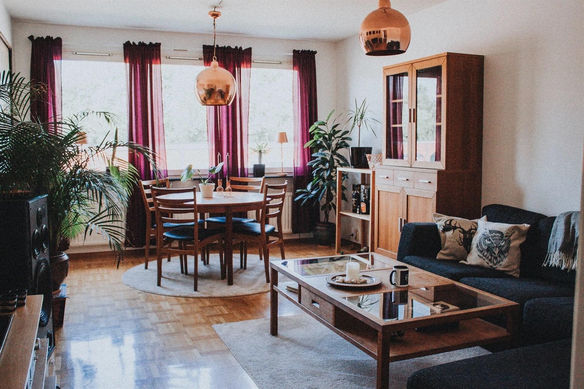 Hemma hos oss: Vardagsrum