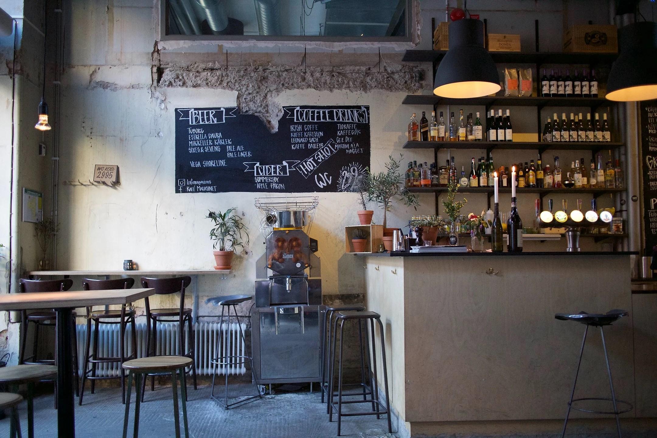 Kafémagasinet Göteborg Gothenburg