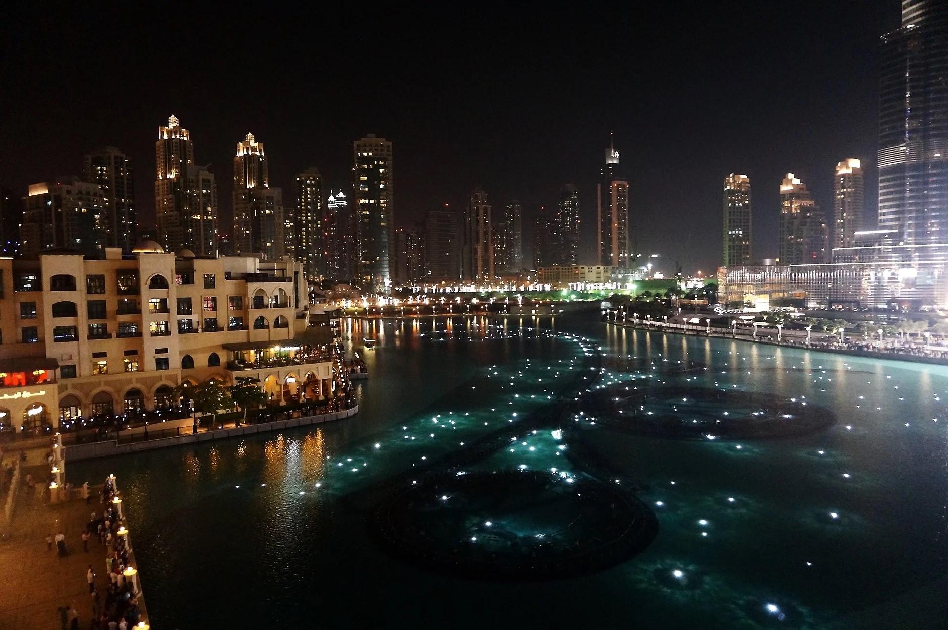 Et arabisk eventyr i Dubai