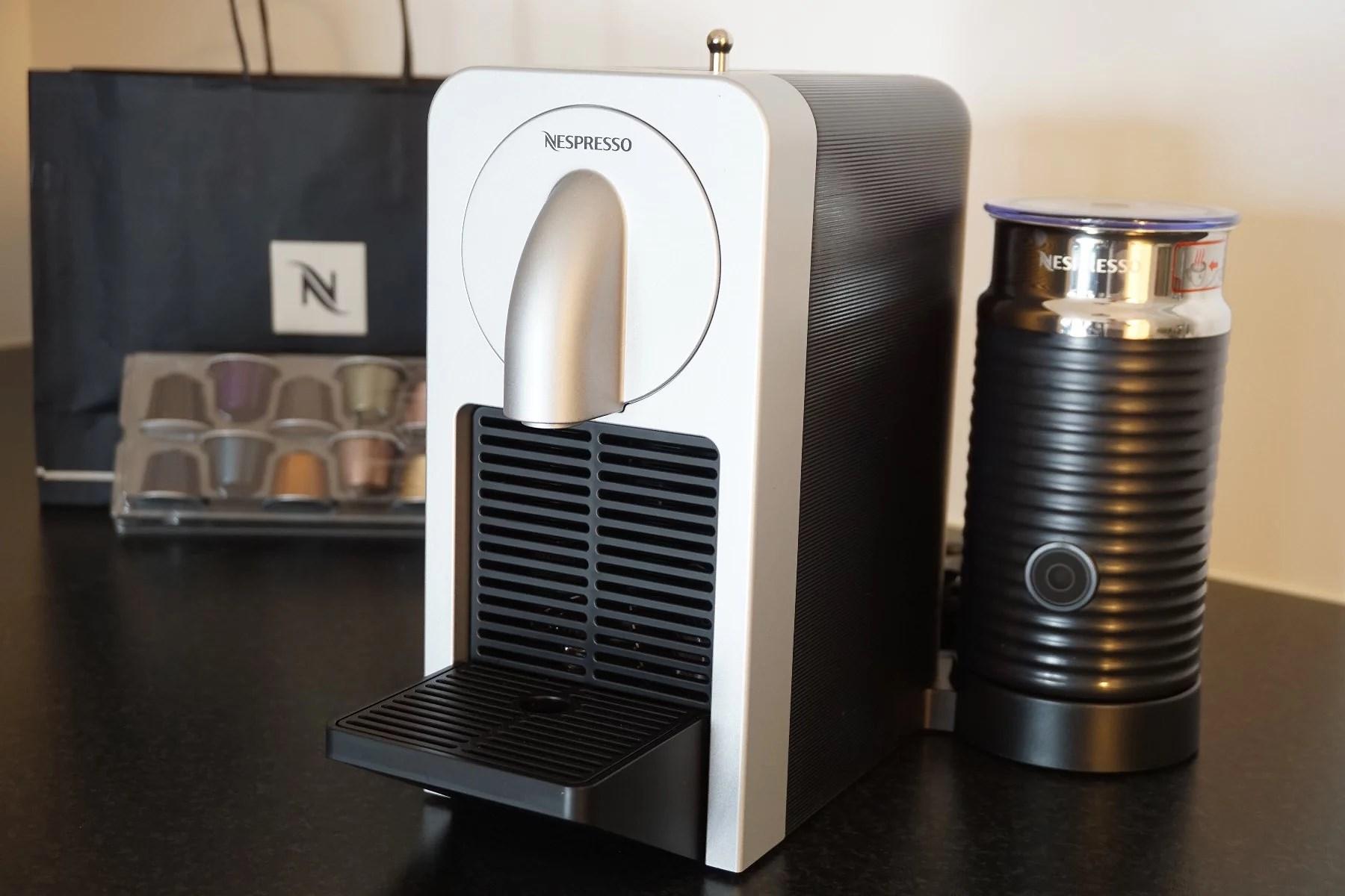 Brygg kaffe med mobilen