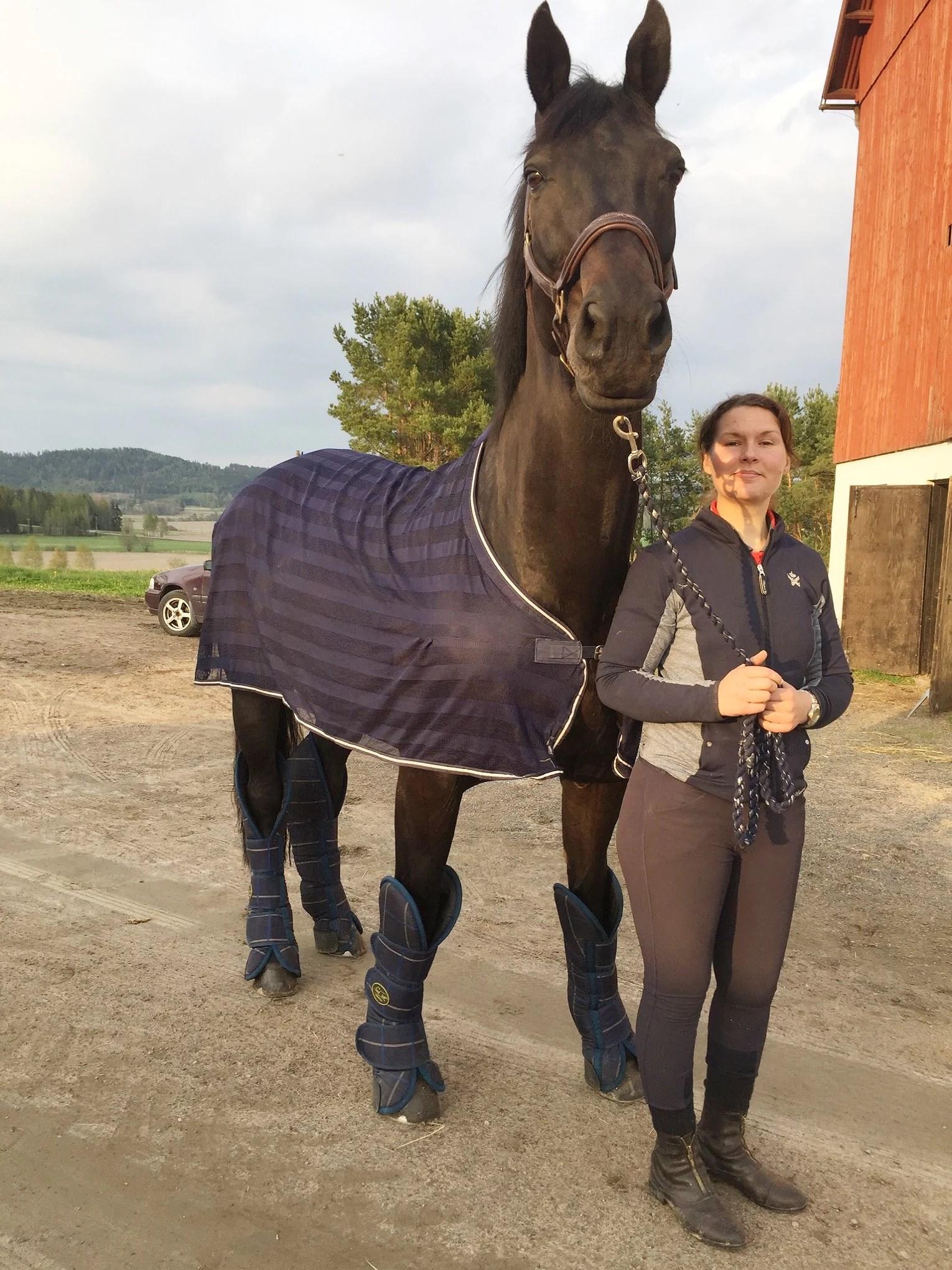 Kontroll på Athena Equestrian