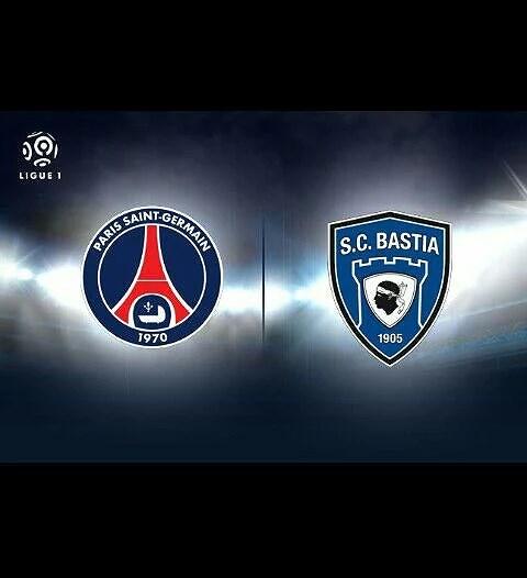 Bastia vs Psg Lineups