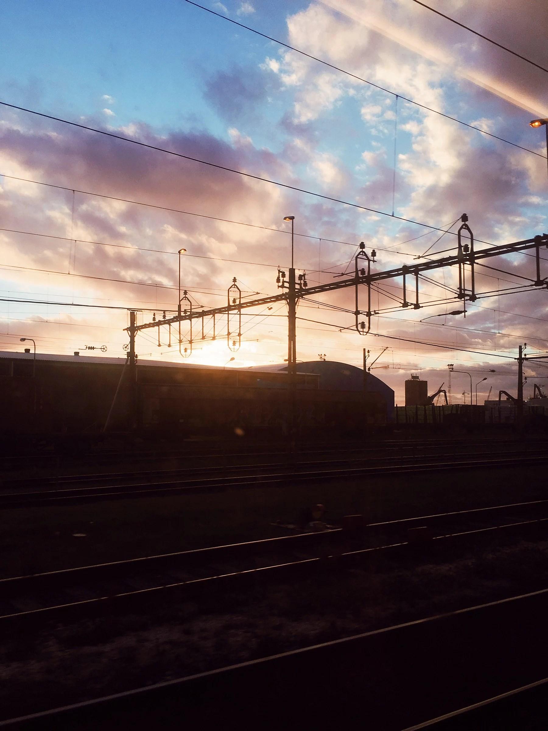Midnight train +
