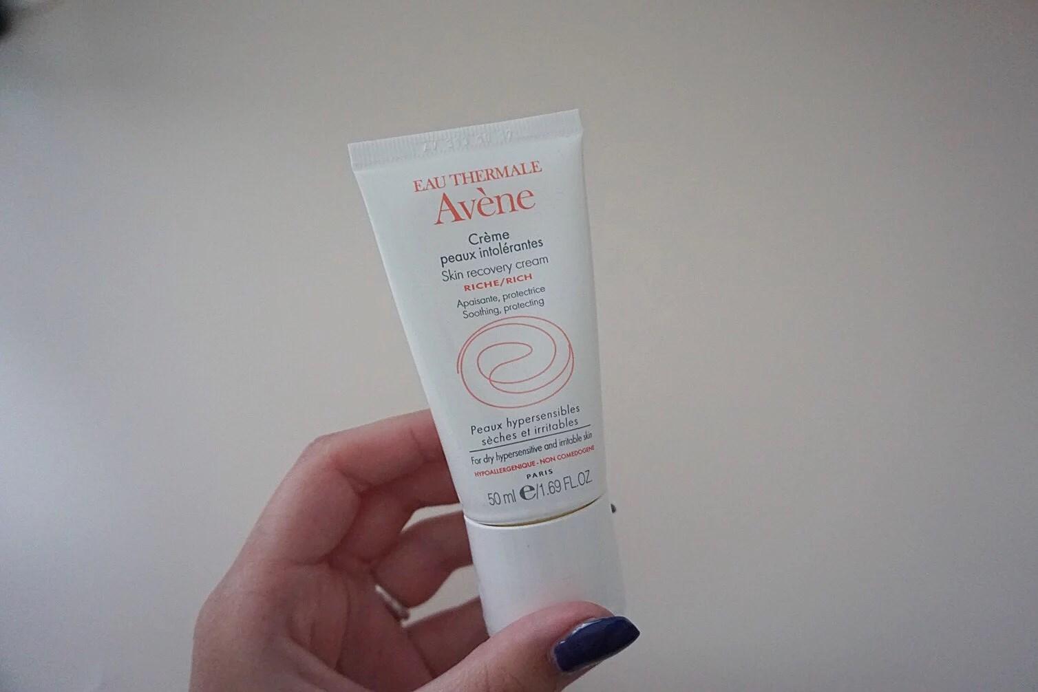 Gör den mirakel? - Avène Skin Recovery Cream
