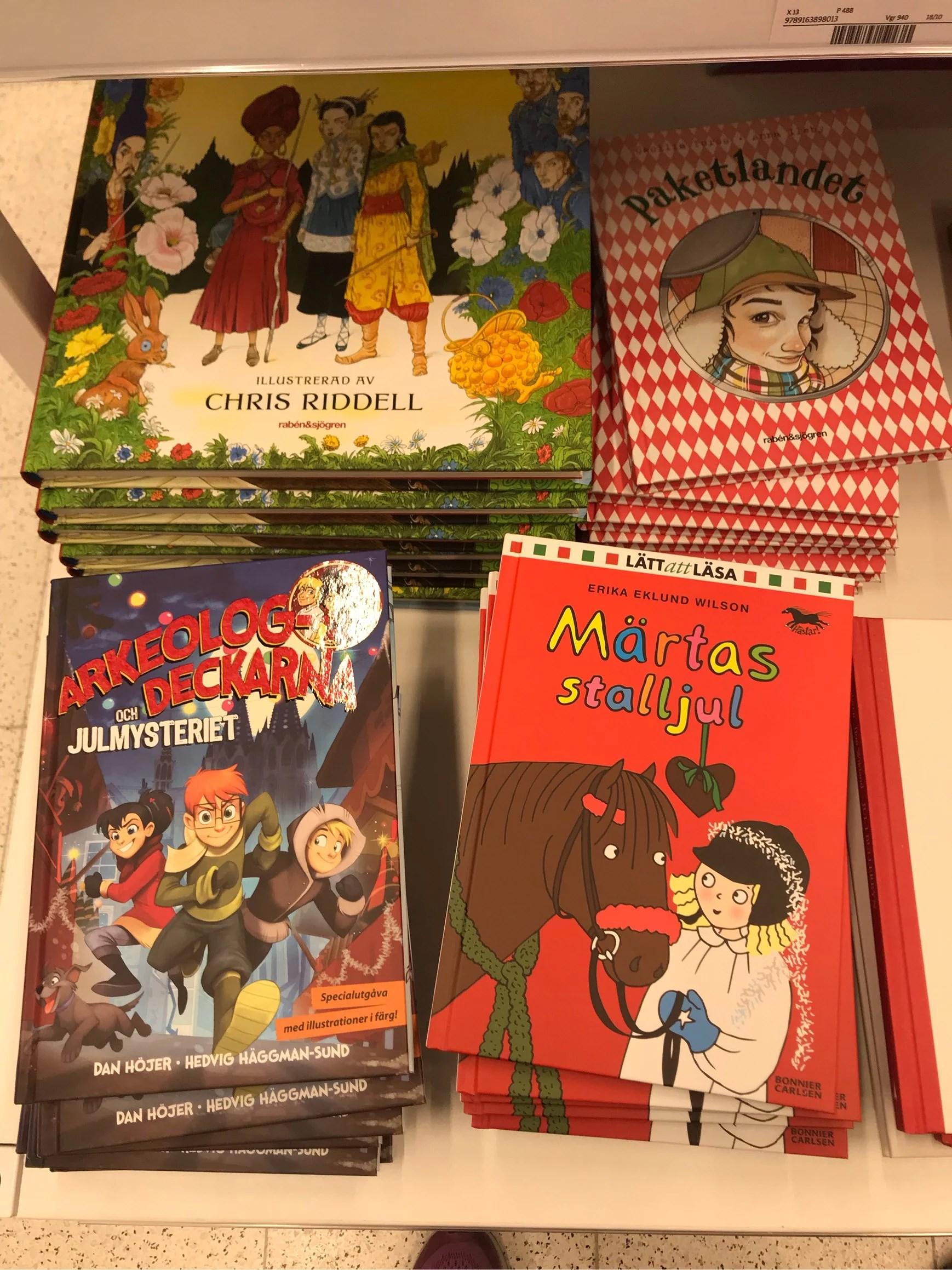 Mer julböcker