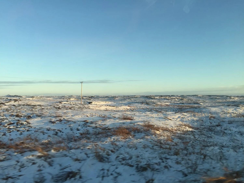 Smukke og golde Island