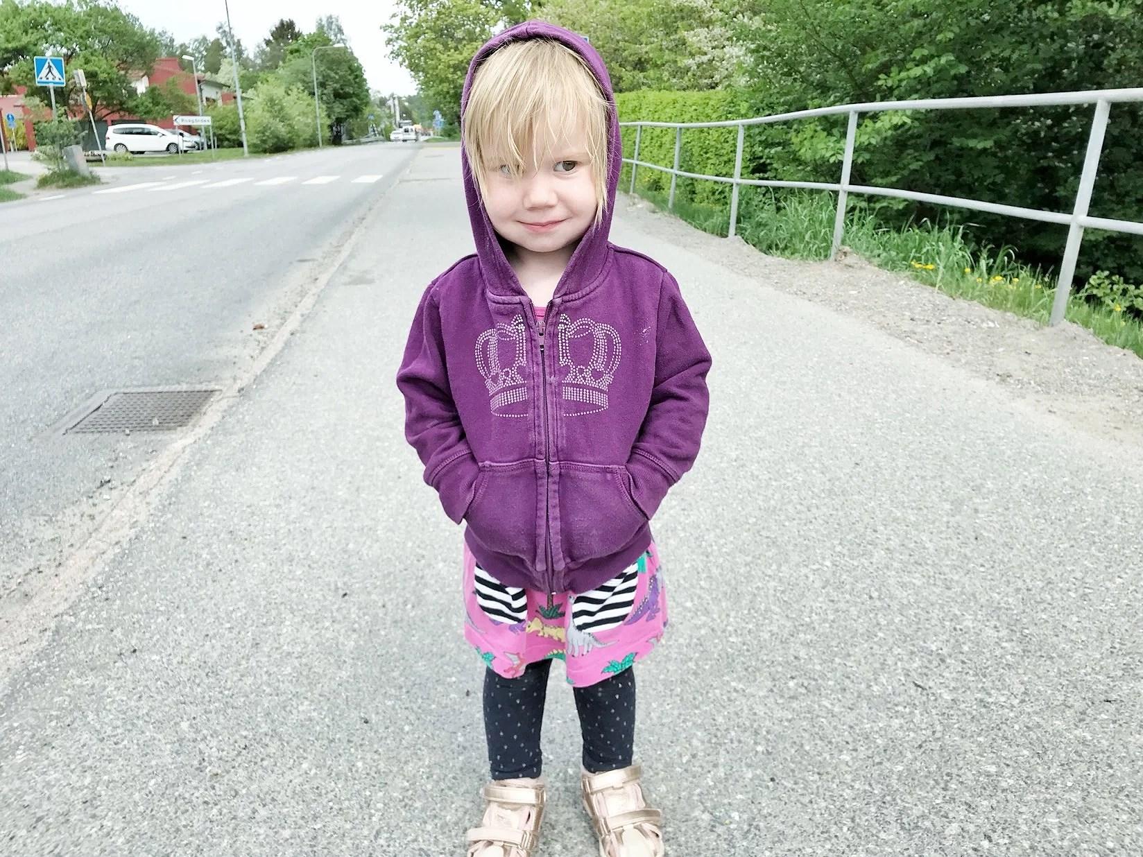 Min dotter hon kan hon