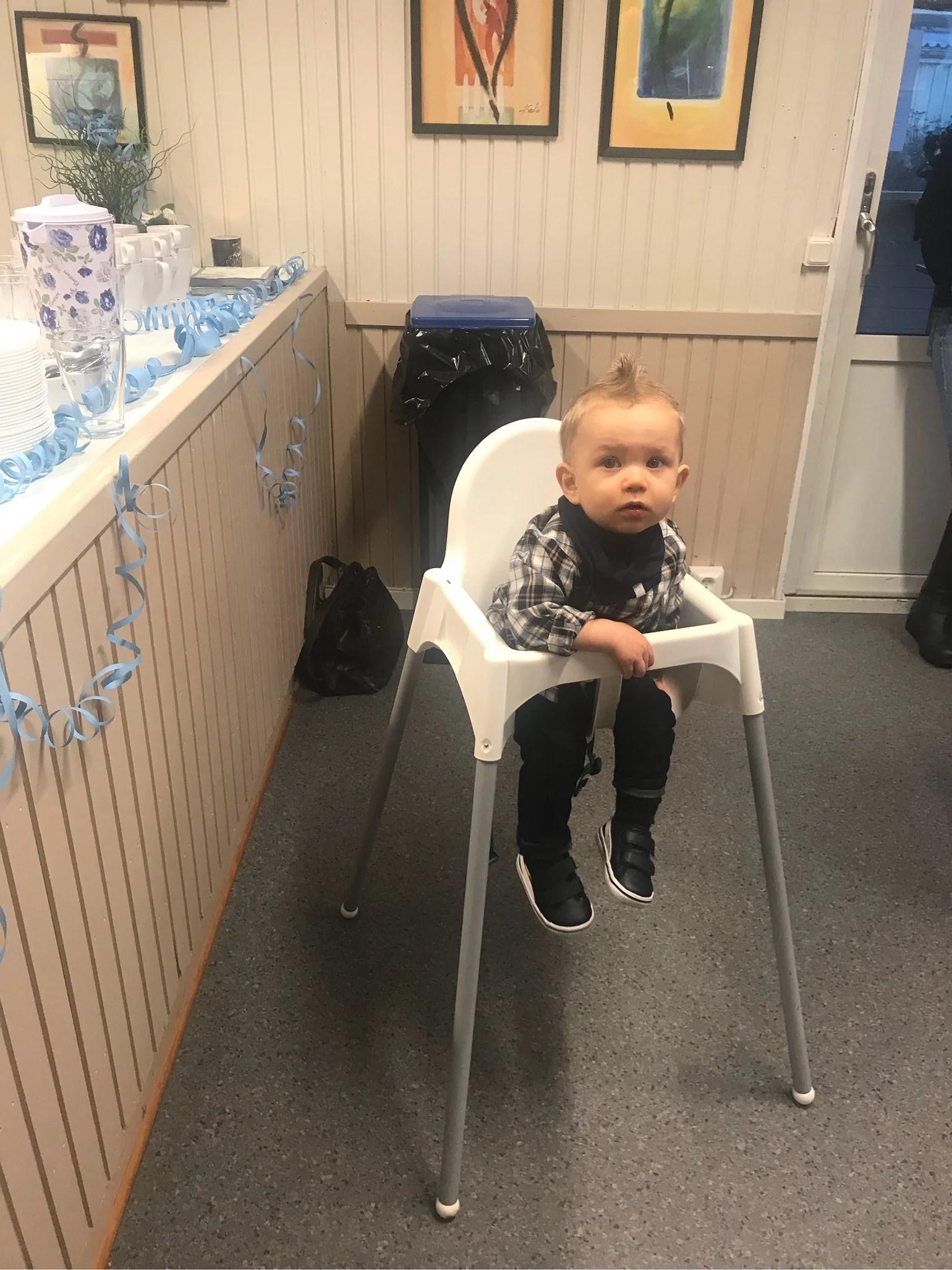 Benjamins 1 års kalas🎈🎁