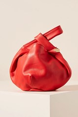 Claire V Red Pouch