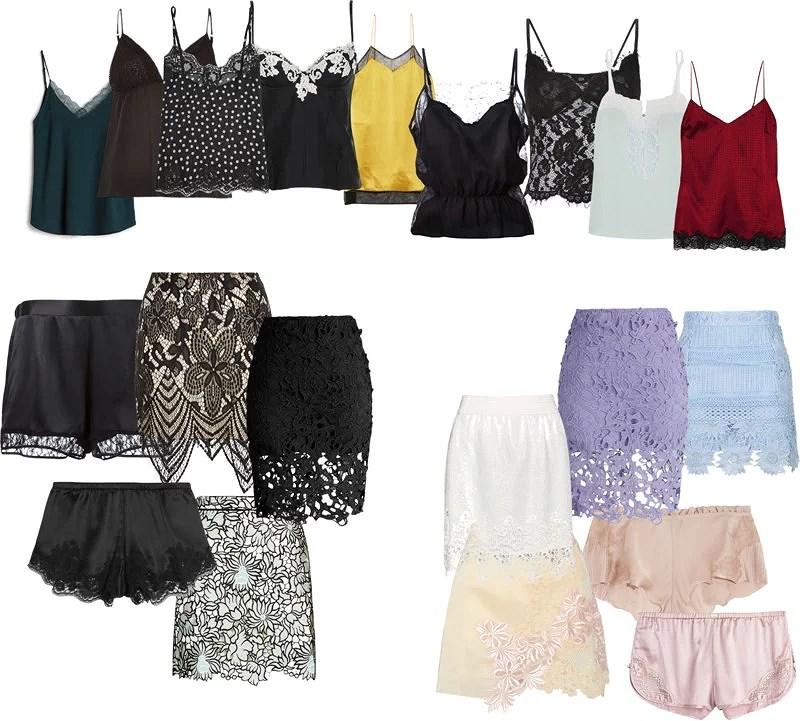 lingeristop&shorts