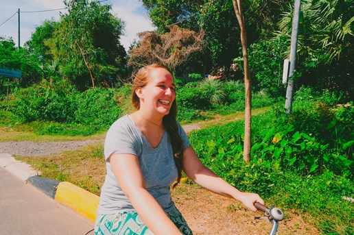 Cambodia Kep Kampot Bicycle South East Asia