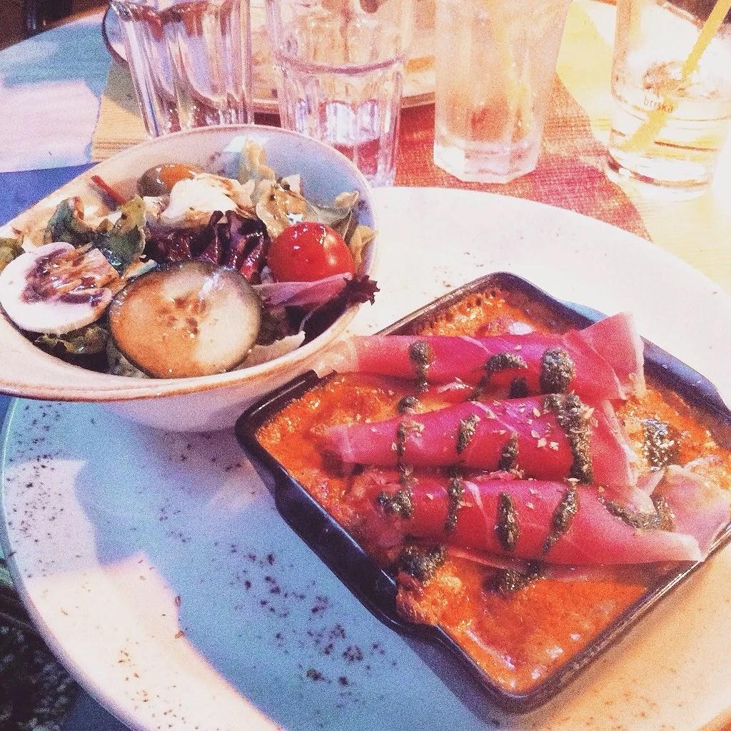 Dinner at Cyrano