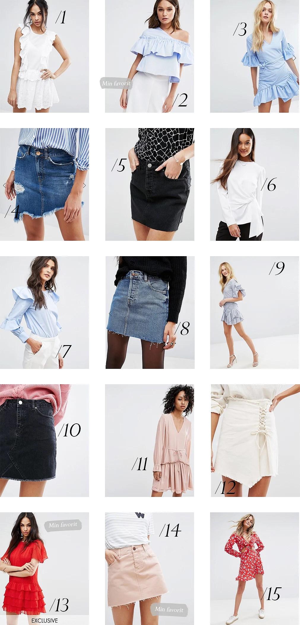 15 summer styles