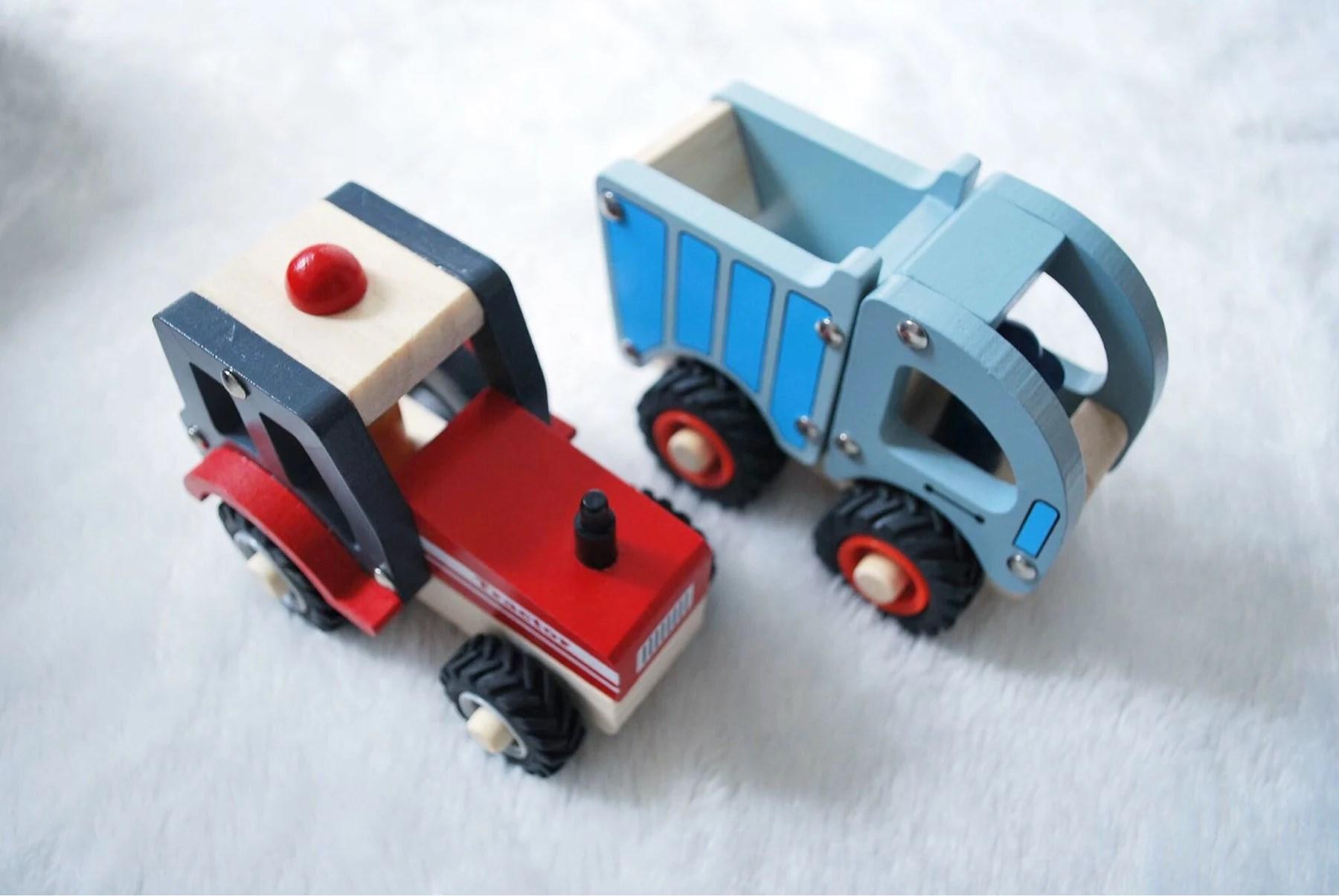 Fina leksaker