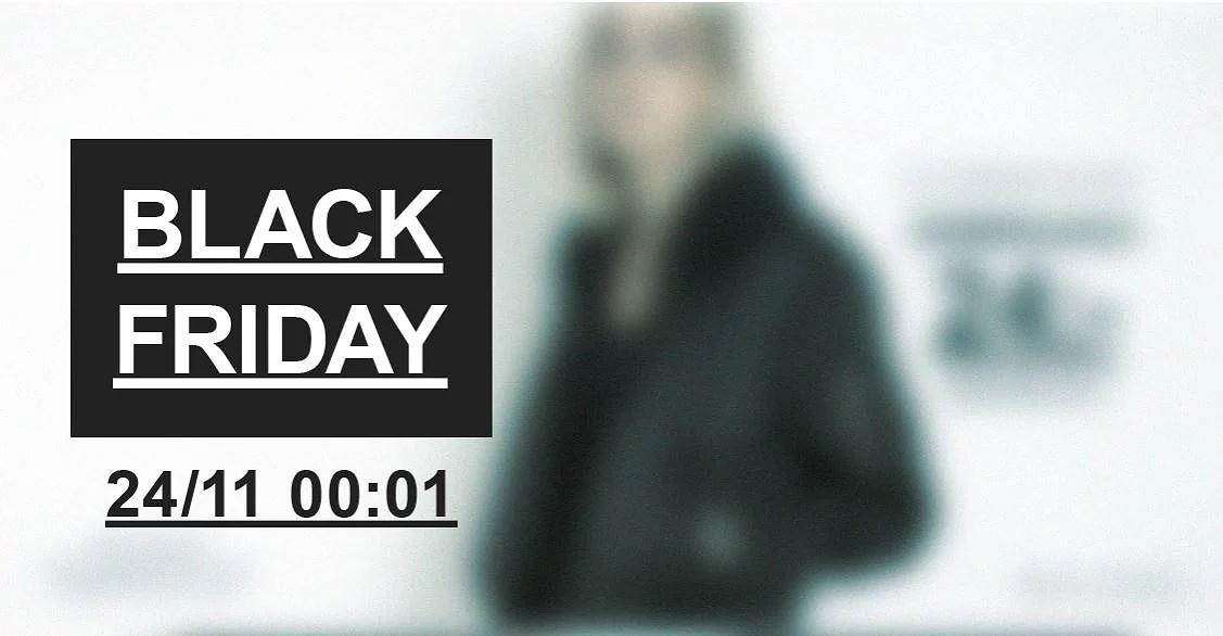 Black Friday samlad lista med rabattkoder