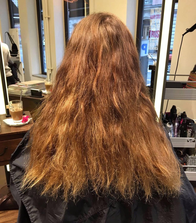 Paranormal Hairmakeover // Före & Efter