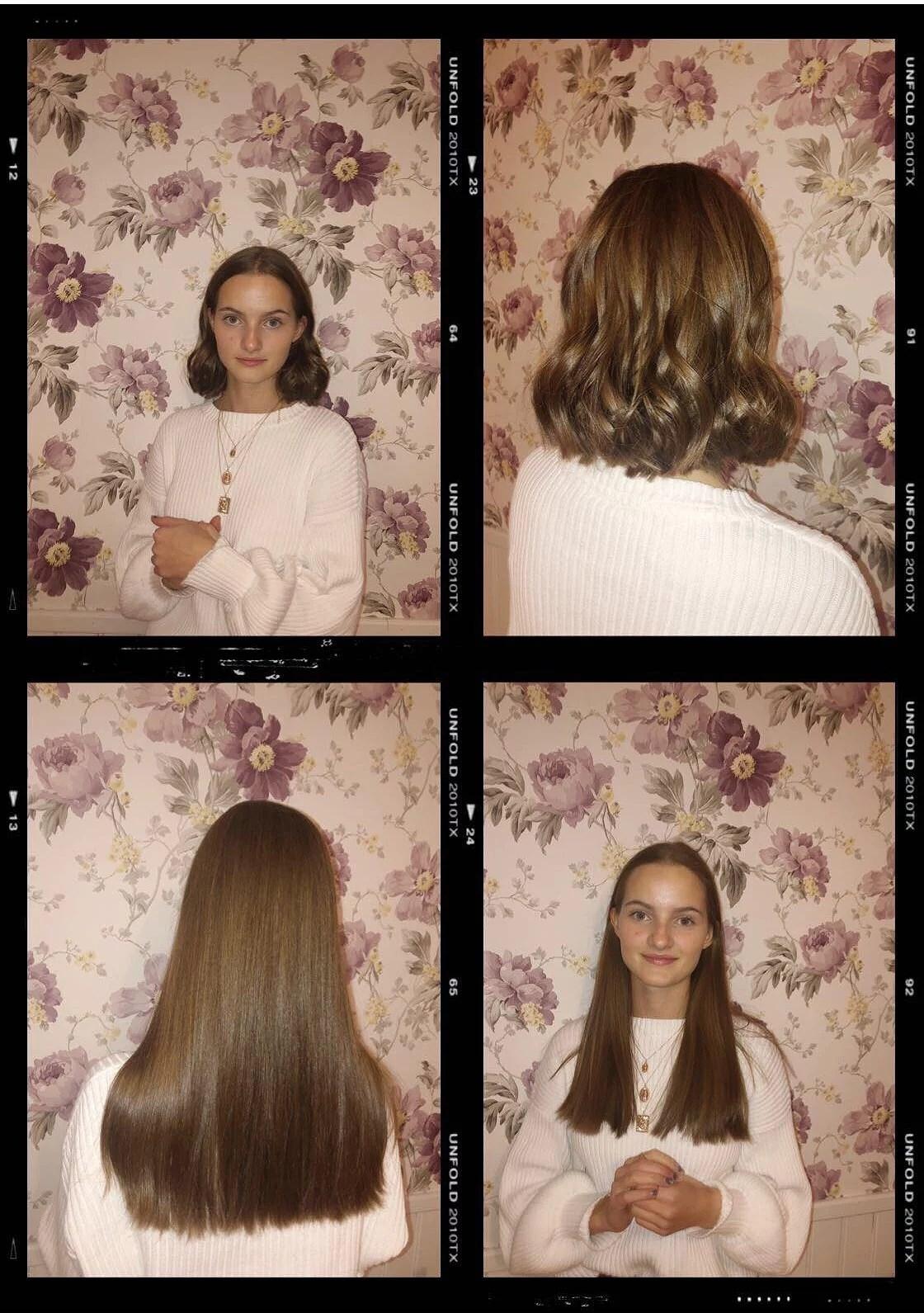 Fin i håret